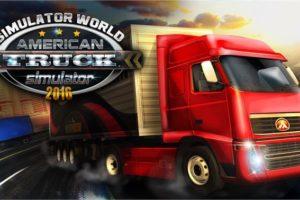 American Truck Simulator 2016 Cover