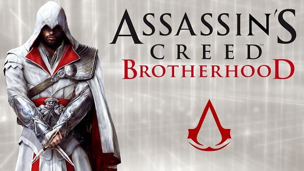 Assassins Creed Brotherhood Cover Image
