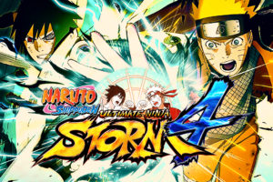 Ultimate Ninja Storm 4 Road to Boruto Free Download