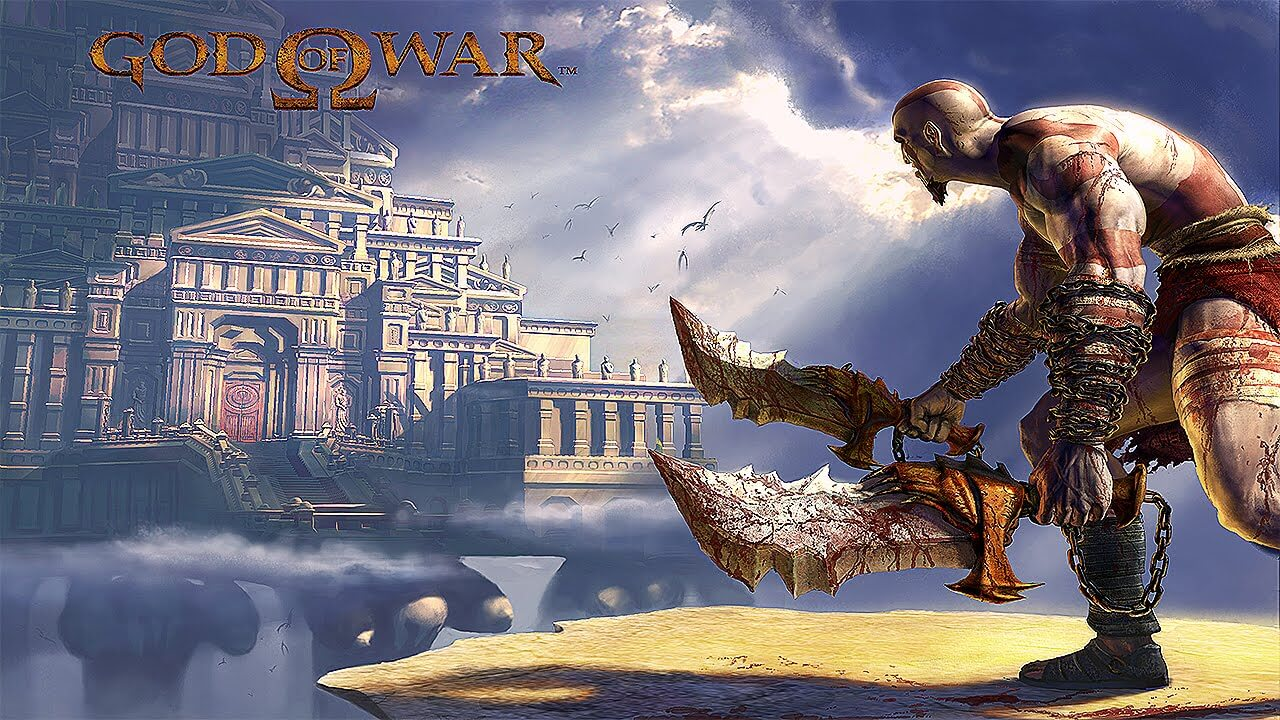 iso god of war 2 ps2