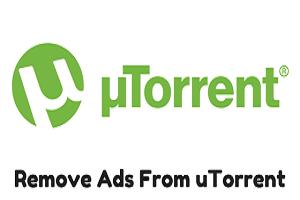 Ads Free uTorrent