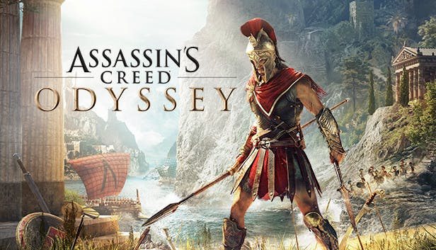Assassin's Creed Odyssey City View