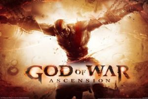 God of War Ascension Poster