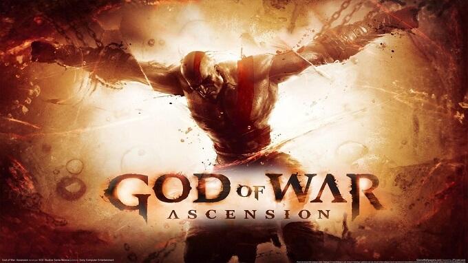 God of War Ascension Poster