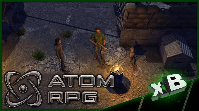 Atom RPG Game Cove Photo