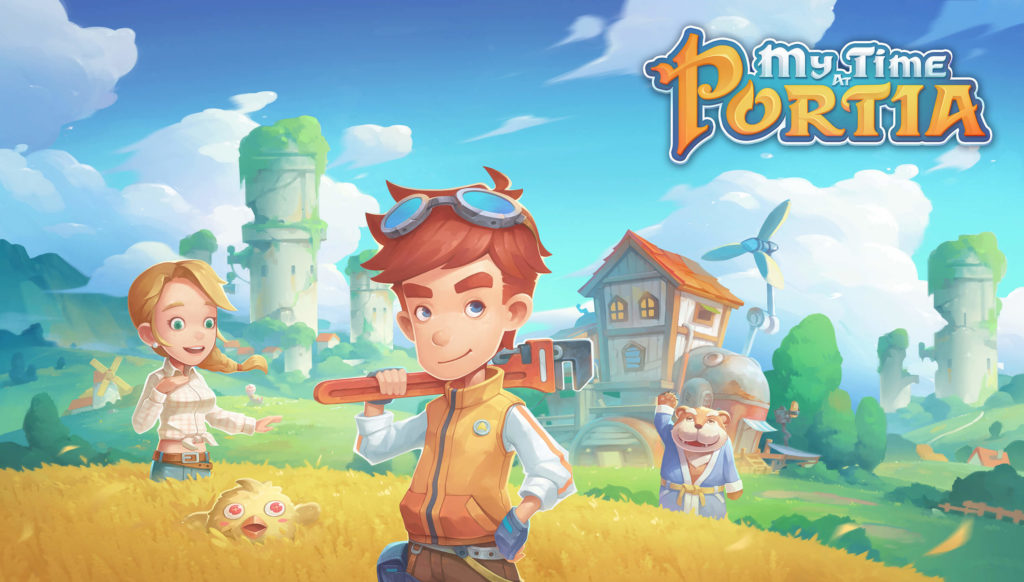 My Time at Portia Cover (1)