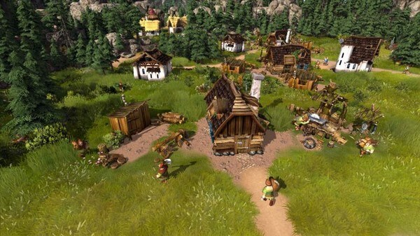 The Settlers History Collection Game Screenshot 1