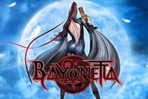 Bayonetta cover