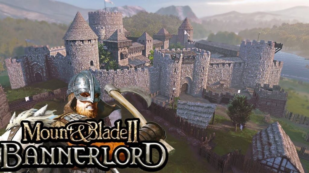 Mount and blade II Bannerlord Cover 3