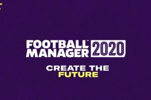 Football Manager 2020 Cover